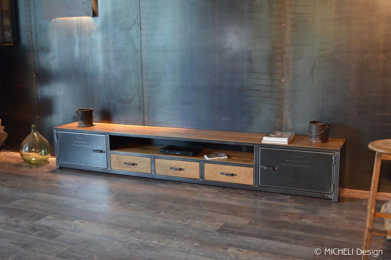 Tips to Create Meubles De Salon Style Industriel