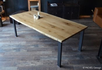 Tables les live edge